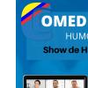 Busco show humor virtual para empresas garantizado