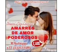 MAGIA BLANCA PARA ATRAER EL AMOR CONSULTA YA WHATSAPP +573232522586