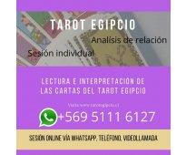Tarot Egipcio .cl
