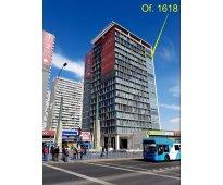 Moderna oficina nueva 50m² + Estacionamiento - ARRENDADO POR DUEÑO