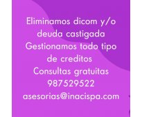 Asesoria legal y crediticia