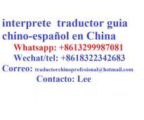 Interprete chino español en Shanghai