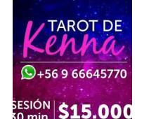 Lectura del Tarot por telefono y online