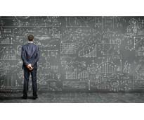 Clases particulares calculo álgebra estadística economía microeconomia econometr...