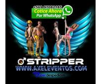 STRIPPERS VEDETTOS LA GRANJA FONO +569 97082185