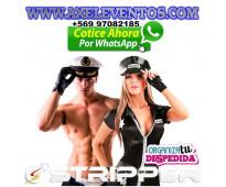 VEDETTOS STRIPPERS ÑUÑOA FONO +569 97082185