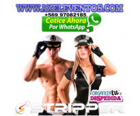 VEDETTOS STRIPPERS SAN MIGUEL FONO +569 97082185