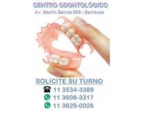 Prótesis dentales estéticas, flexibles, fijas o removibles - reparaciones en el...