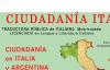 CIUDADANÍA ITALIANA TRADUCCIÓN ARMADO EXPEDIENTE CONSULA