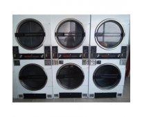 Secadoras dobles de 30 libras