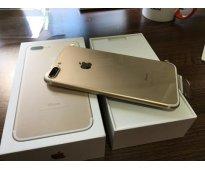 En venta original iphone 7 plus oro $200 navidad ventas con garantía