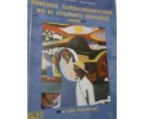 Historia latinoamericana en el contexto mundial