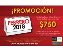 SUPER PROMOCION EN OFICINA VIRTUAL