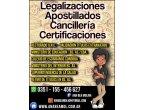 LEGALIZACIÓN DE TITULOS