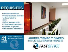 espacios ejecutivos de lujo fast office querétaro