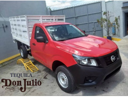 nissan pick up estaquitas redilas 2017 en remate