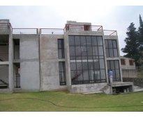 Oportunidad casa residencial en condominio en renta santa cecilia xochimilco