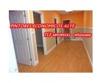 Pintores economicos en mostoles 689289243 dtos. españoles