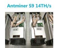 Bitmain antminer s9 14th/s con apw3++ psu