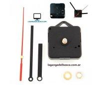 Maquinas para reloj ideal para artesanias completa con agujas marca la ganga del...