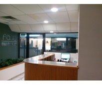 Oficina virtual en plaza comercial
