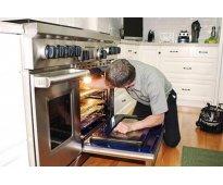 Mantenimiento de estufas/ todas las marcas