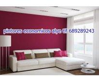 Pintores economicos en griiñon dtos. 40% 689289243 . españoles.