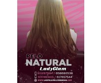 Extensiones bellas y originales