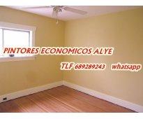 Pintores economicos en leganes 689289243. españoles