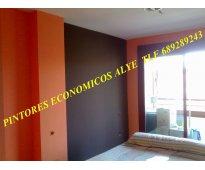 Pintores en leganes dtos. para este mes informese  689289243- españoles-
