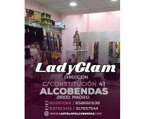 El estilo que desees llevar solo en lady glam