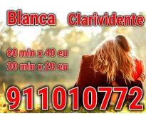 Blanca clarividente 30min 20euros
