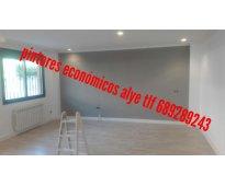 Pintores economicos en casarrubuelos 689289243. dts. sep y octubre