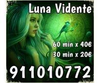 Luna vidente 30 min x 20eu