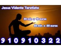 Jesús vidente tarotista 30min x10euros