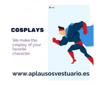 Cosplays para cosplayers