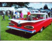 * venta de burletes  autos antiguos americanos **
