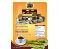 Vendo panela pulverizada orgánica colombiana