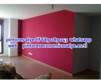 Pintores en mosotoles 689289243 españoles. dtos. noviembre