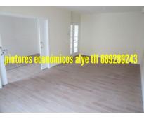 Pintores economicos en arroyomolinos 689289243 españoles