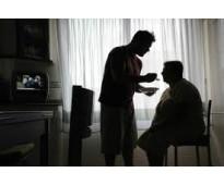Se busca auxiliares de ayuda a domicilio o atencion sociosanitaria para personas