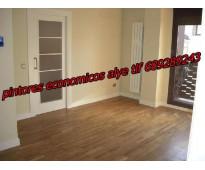 Pintores economicos en getafe 689289243 dtos. de mes