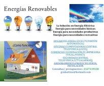 Servicios tecnico en climatización -energías renovables