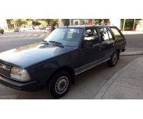 Renault 18 break año 1986 gtx full full con gnc impecable estado original 100x10...