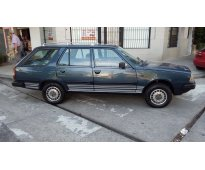 Renault 18 break año 1986 gtx full full con gnc impecable estado original 100x10