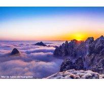 Explorar china con montaña amarilla 12 dias