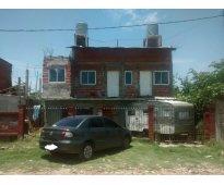 Vendo casa urgente / buena ubicación/ permutaría por campo