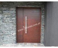 Fusion a : puertas modernas de diseño, exclusivas
