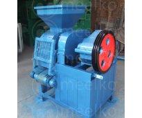 Prensa meelko para hacer carbón en briquetas 1-2 toneladas hora