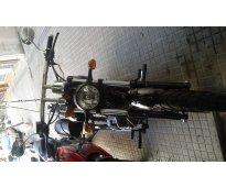 Moto zanella eagle 350